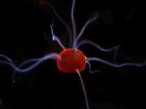 Elektrische Kugel des Plasmas Lizenzfreies Stockfoto