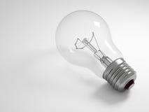 Elektrische lamp Stock Afbeelding