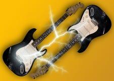 Elektrische Legende I Stock Afbeeldingen
