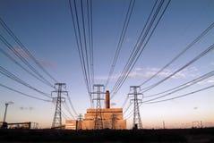 Elektrische Leistung lizenzfreie stockfotos