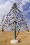 Elektrische Lijn Royalty-vrije Stock Afbeeldingen