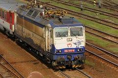 Elektrische Lokomotive 362 002 Stockbilder