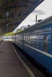 Elektrische Lokomotive Lizenzfreies Stockfoto