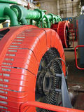 Elektrische motor royalty-vrije stock fotografie