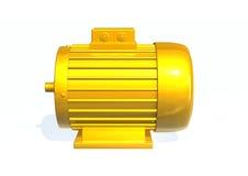 Elektrische motor royalty-vrije illustratie