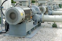 Elektrische motor Stock Afbeeldingen