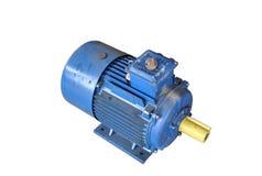 Elektrische motor voor industriële machines Royalty-vrije Stock Afbeeldingen