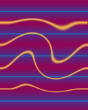 Elektrische Muster Lizenzfreie Stockbilder