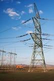 Elektrische Nebenstelle lizenzfreies stockfoto