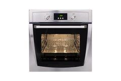 Elektrische oven stock foto's