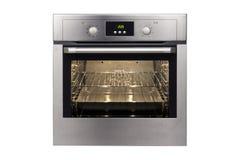 Elektrische oven Royalty-vrije Stock Afbeelding