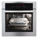 Elektrische oven royalty-vrije stock afbeeldingen