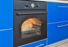 Elektrische oven in de stijl van royalty-vrije stock foto's
