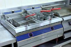 Elektrische ovengebraden gerechten Stock Foto