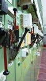 Elektrische Panels Lizenzfreies Stockbild