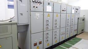 Elektrische Panels Lizenzfreie Stockfotos