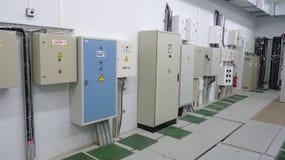 Elektrische Panels Lizenzfreie Stockbilder
