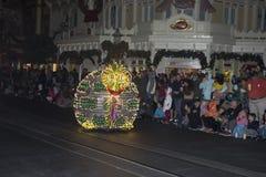Elektrische Parade Disneys, magischer Königreich-Park Stockfoto