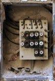 Elektrische raad Stock Foto