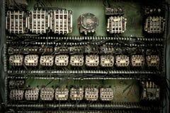 Elektrische schakelaardoos Royalty-vrije Stock Afbeelding