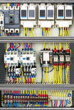 Elektrische Schalttafel Lizenzfreies Stockbild