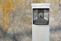 Elektrische Schlüsselpresse lizenzfreie stockfotos