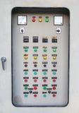 Elektrische Sendeleistung Stockfotos