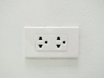 Elektrische Stop Royalty-vrije Stock Afbeeldingen