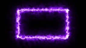 Elektrische Textbox Hintergrund für Text- oder Bildplatzierung stock abbildung