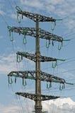 Elektrische toren Stock Foto