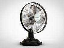 Elektrische uitstekende ventilator Royalty-vrije Stock Afbeelding