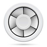 Elektrische ventilator Royalty-vrije Stock Foto's