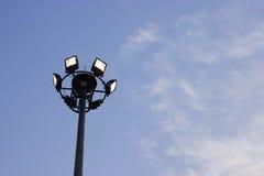 Elektrische verlichting Royalty-vrije Stock Foto's