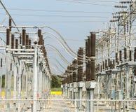Elektrische Verteilungsnebenstelle lizenzfreie stockfotos