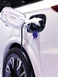 Elektrische voertuigenprototype Stock Afbeelding