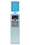 Elektrische waterkoeler met fles Royalty-vrije Stock Afbeeldingen