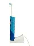 Elektrische Zahnbürste lizenzfreies stockbild