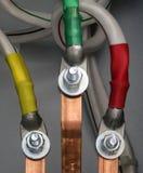 Elektrische Zufuhr Lizenzfreies Stockfoto
