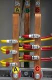 Elektrische Zufuhr Lizenzfreie Stockbilder