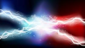Elektrischer Ableiter Auch im corel abgehobenen Betrag vektor abbildung