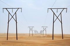 Elektrischer Aufbau Lizenzfreies Stockfoto