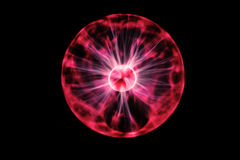 Elektrischer Ball Lizenzfreies Stockfoto