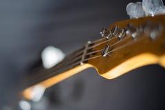 Elektrischer Bass Top Stockfoto