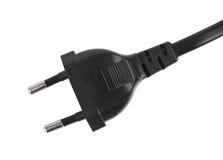 Elektrischer Bolzen und Seilzug stockfotos