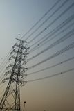 Elektrischer Draht Stockfotografie