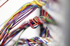 Elektrischer Draht Lizenzfreies Stockbild