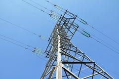Elektrischer Gondelstiel Lizenzfreie Stockfotos