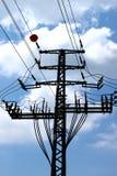 Elektrischer Himmel Stockbilder