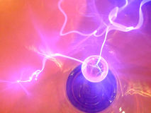 Elektrischer Hintergrund Stockbild