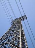 Elektrischer Kontrollturm Lizenzfreie Stockfotografie